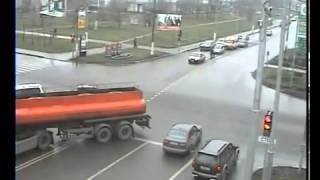 Accidente din Rusia