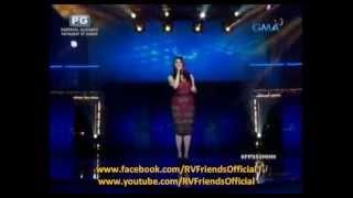 REGINE LIVE NOW: Halik - Regine Velasquez (Party Pilipinas SSSHHH Jan. 27, 2013)