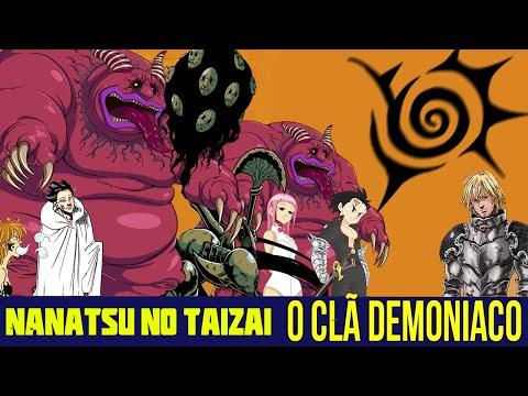 Xxx Mp4 Nanatsu No Taizai Os Sete Pecados Capitais O Clã Dos Demônios 3gp Sex