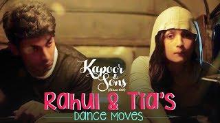 Rahul & Tia's Dance Moves | Kapoor & Sons | Alia Bhatt | Fawad Khan