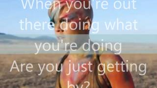 Pink - Try Lyrics HQ