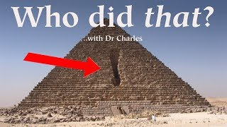 3 THINGS you did NOT know about the THIRD PYRAMID of GIZA!