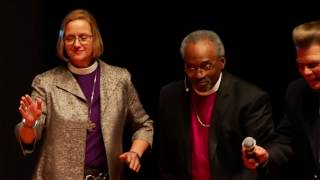 Revival Songs with the Presiding Bishop in Salinas