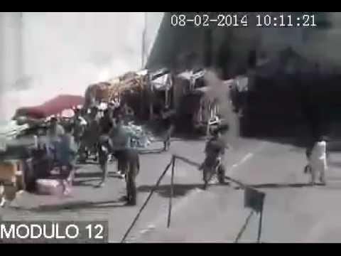 Gendarmes muestran cruda realidad en cárceles chilenas.