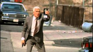 The Naked Gun: From the Files of Police Squad!: Anybody get a look at the driver?