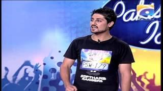 Pakistan Idol Funny audition