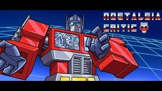 Transformers Cartoon - Nostalgia Critic