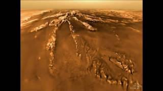 La Huygens scende su Titano dalla sonda Cassini