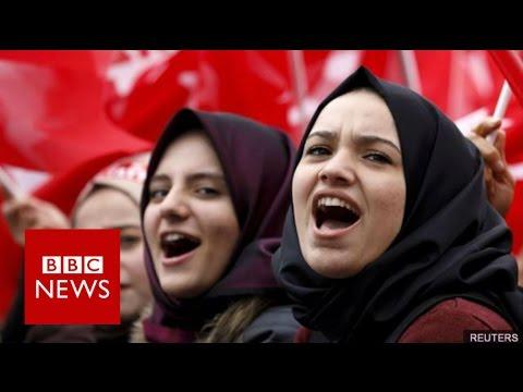 Turkey Referendum What is happening in Erdogan s Turkey BBC News