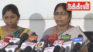Veerappan Wife Muthu Lakshmi blast speech against Police Department !