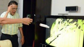 Broken TV Prank | funny videos, best pranks, epic prank, top 10 pranks, pranked mtv dad