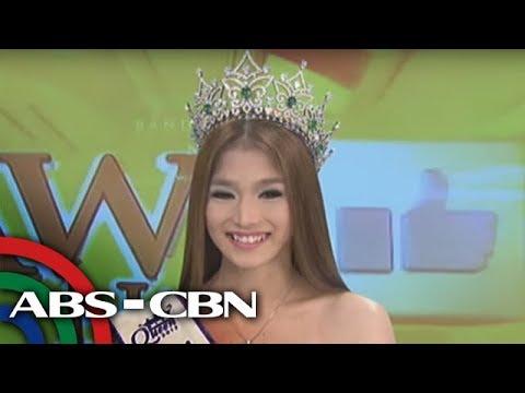 Meet Miss International Queen Kevin Balot