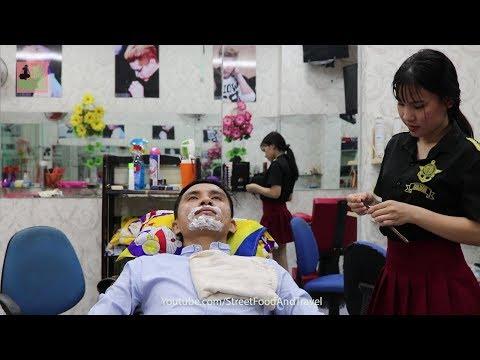 Xxx Mp4 Barbershop Vietnam Relax With Shave Service 3gp Sex