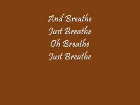 Breathe 2 AM By Anna Nalick WITH LYRICS