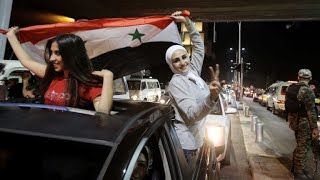 Syrians gather to watch Iran match for spot in Asian play-offs