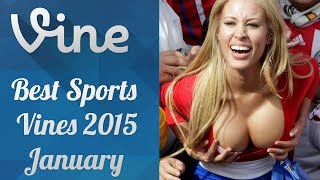 Vines with Base Drops/Dubstep - New Sports Vines January 2015 - Best Vines Compilation