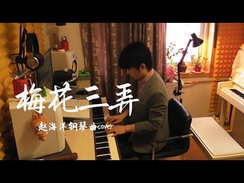 梅花三弄 夜色钢琴曲 Night Piano Cover