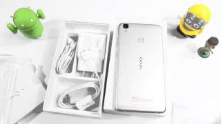 Vivo V3 Max Unboxing & Hands on Review, Camera