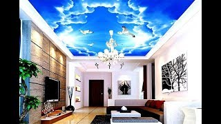 25 Fabulous Sky Wallpaper for Ceiling