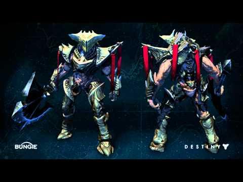Destiny - Alak Hul Darkblade theme