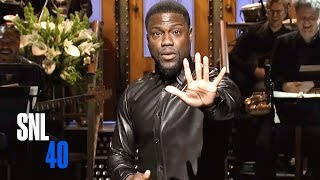 Kevin Hart Monologue - Saturday Night Live