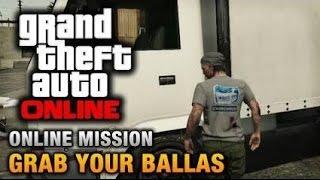 GTA 5 grab your balls mission (set on hard)