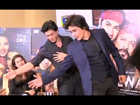 Exclusive interview of Shah Rukh Khan and Kajol Subah Saverey Samaa Kay Saath Teaser 15 Dec 2015