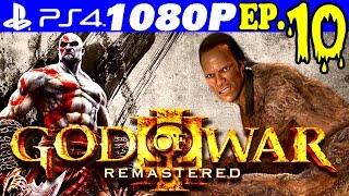 Прохождение GOD of WAR 3: REMASTERED ► БОГ ВОЙНЫ #10 — БОСС: ЦАРЬ СКОРПИОНОВ