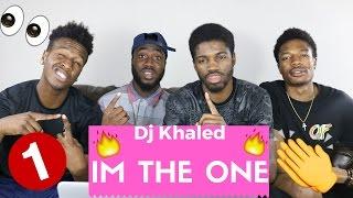DJ Khaled - I'm the One ft. Justin Bieber, Quavo, Chance the Rapper, Lil Wayne| Reaction
