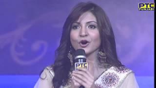 Anushka Sharma I First Time At PTC Punjabi Film Awards 2011
