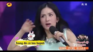 [VietSub] HappyCamp  _ Bành Vu Yến, Tỉnh Bách Nghiên