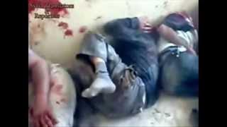 Filtrado: Tortura de los detenidos en Siria (Al Tal, Damasco)