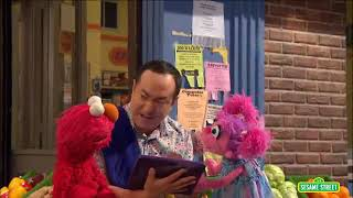 Sesame Street: A Prince of a Frog Street Story