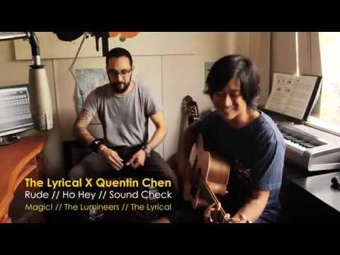 Xxx Mp4 The Lyrical X Quentin Chen 39 Rude 39 39 Ho Hey 39 39 Sound Check 39 Medley 3gp Sex