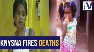 Malumbo Manda shares his tragic loss after Knysna fires saying 'it's too difficult'