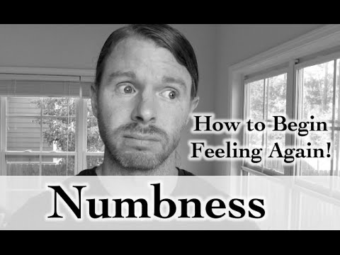 Numbness: How to Begin Feeling Again - with JP Sears