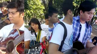 Filipino Fingerstyle Group - The Great Meet-up 2016 - Plays 'Canon'