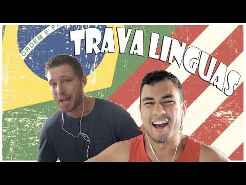 Desafio Trava Línguas em Português com