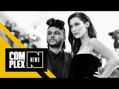 Xxx Mp4 The Weeknd And Bella Hadid Reportedly Spotted Kissing All Night At Coachella 3gp Sex