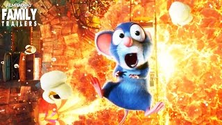 THE NUT JOB 2: Nutty by Nature | New trailer for the family animated comedy