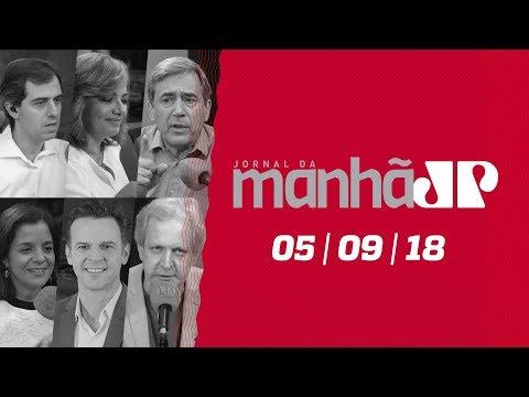 Jornal da Manhã - 05/09/18