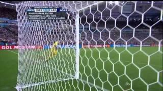 Germany Argentina 2014 World Cup Final Full Game ESPN Deutschland