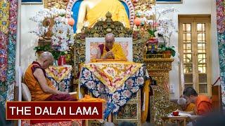 Day 1 - Buddhapalita
