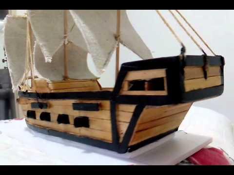 Barquinho Pirata