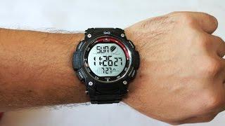 Обзор часов Q&Q   Наручные часы Q&Q - обзор и инструкция по настройке.