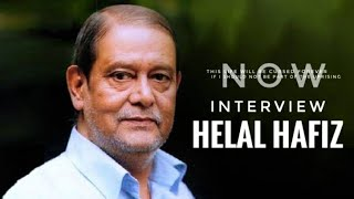 Interview With Poet Helal Hafiz By Majul Hassan