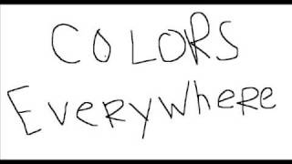Colors Everywhere! (Brown is the Color of Poop Original Song)