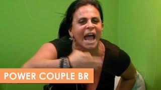 POWER COUPLE BR -  BARRACO GRETCHEN | DESAFIO DOS HOMENS E DAS MULHERES (EPISÓDIO 7)