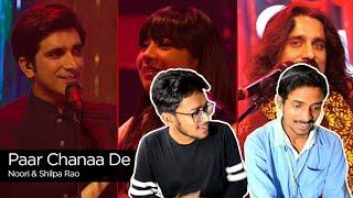 Indian Reacts To :- PAAR CHANAA DE | Shilpa Rao | Noori