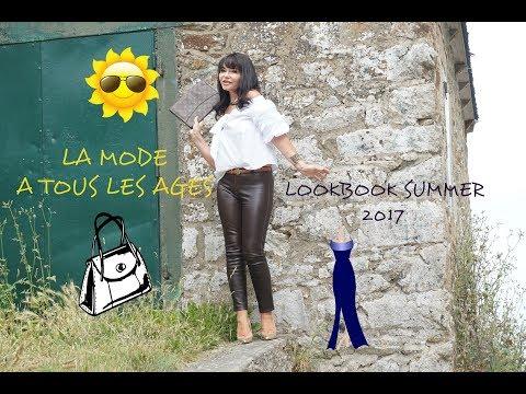 La mode à tous les âges : Lookbook Summer 2017